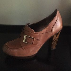 Sofft Nickelby Heeled Booties